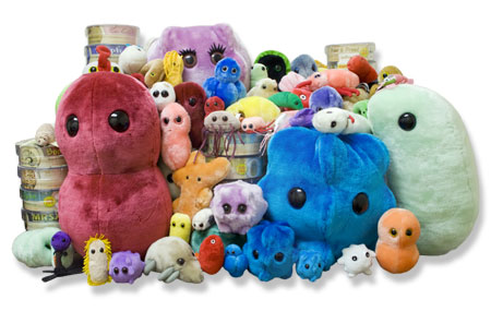 GIANT MICROBES